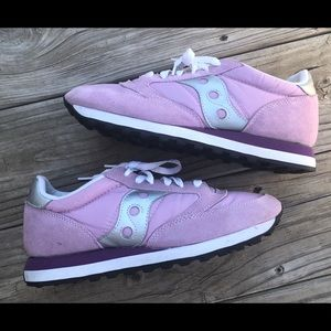 Saucony Jazz Original lace up sneakers size 10